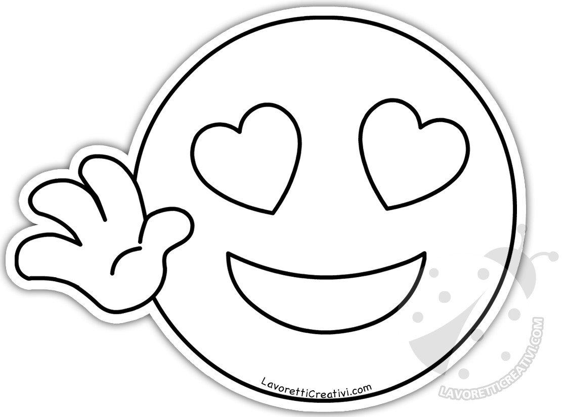 Disegni Di Emoji Da Colorare Scuola Primaria