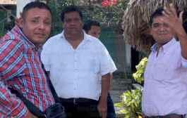 Ex alcalde de Chiconamel agrede a periodistas en Tantoyuca