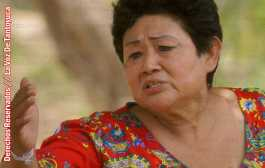 Evarista Amaya se reúne con líderes priistas en Chila Pérez