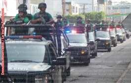 Neutraliza Fuerza Civil durante enfrentamiento a 4 presuntos delincuentes