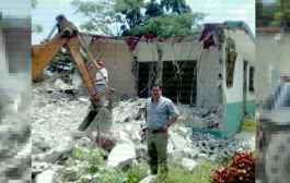 Demuelen clínica del IMSS en Chalma