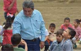 Realiza Diputado Manuel Francisco gira de trabajo por su distrito