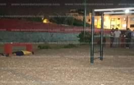 Menor de edad muere de un infarto en parque recreativo