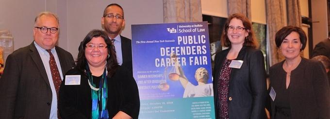 Public Defenders Career Fair - University at Buffalo School of Law