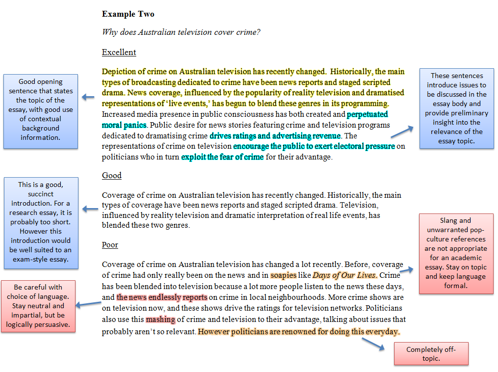 Examples Of Legal Writing Current Students The