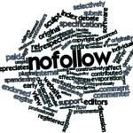 Word cloud for Nofollow