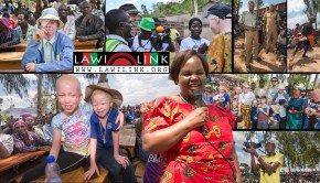 LAWILINK FOR THE ALBINO FESTIVAL