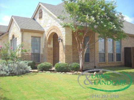 Landscape Cleanup Frisco TX