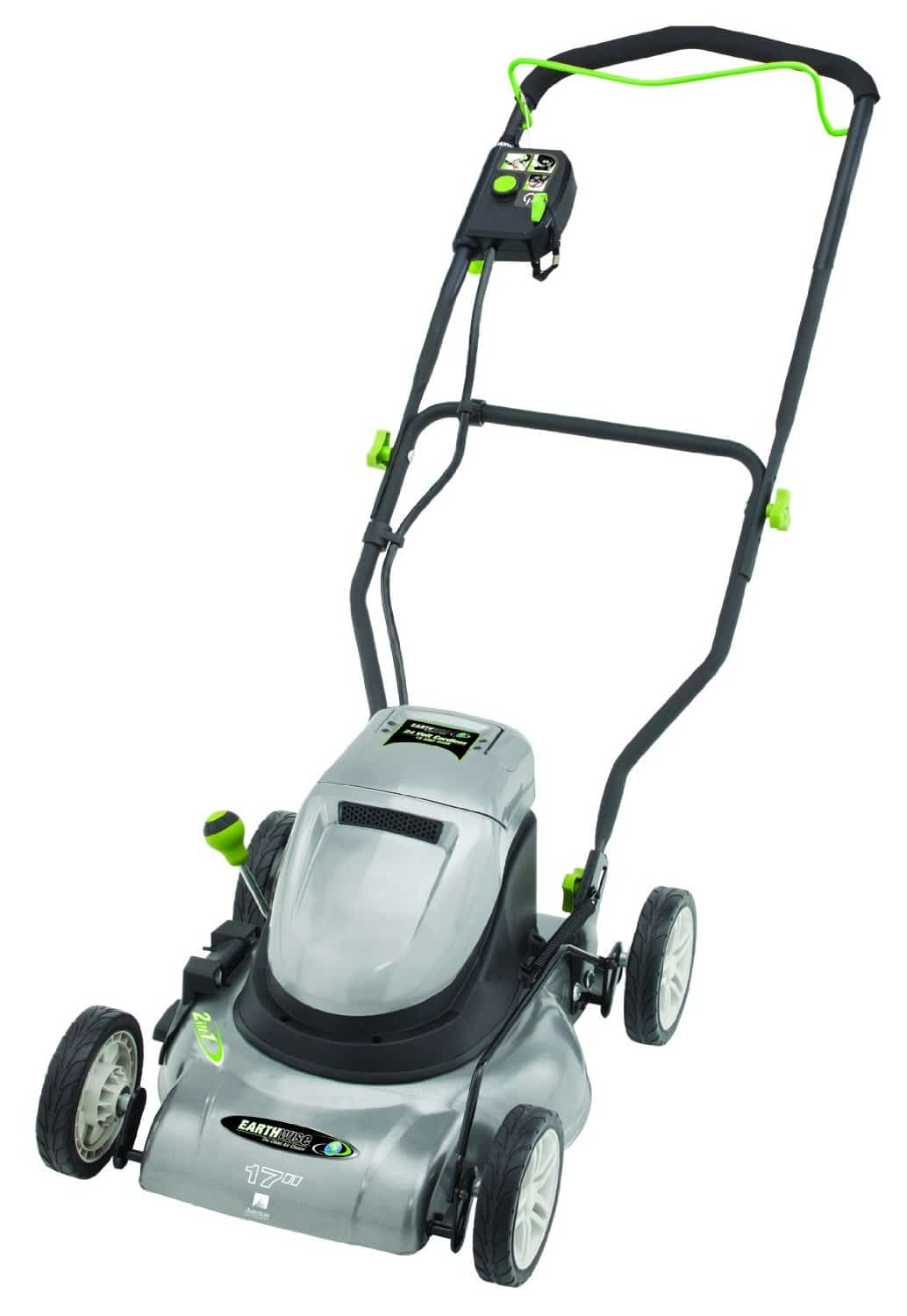 Cordless Lawn Mower : Earthwise cordless electric lawn mower reviews