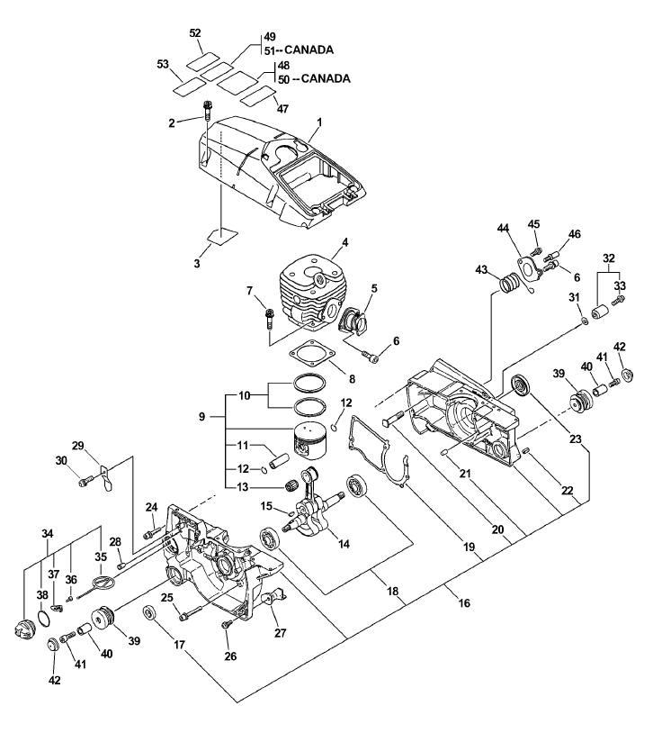 wisconsin v4 engine diagrams