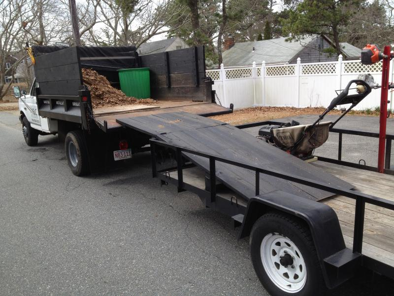 Trailer Ramp For Walker Into Dump Truck Lawnsite