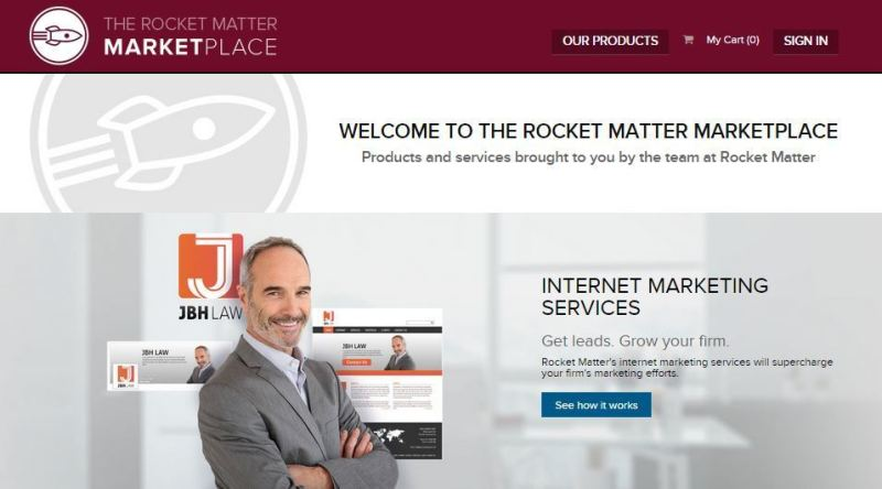 RocketMatterMarketplace