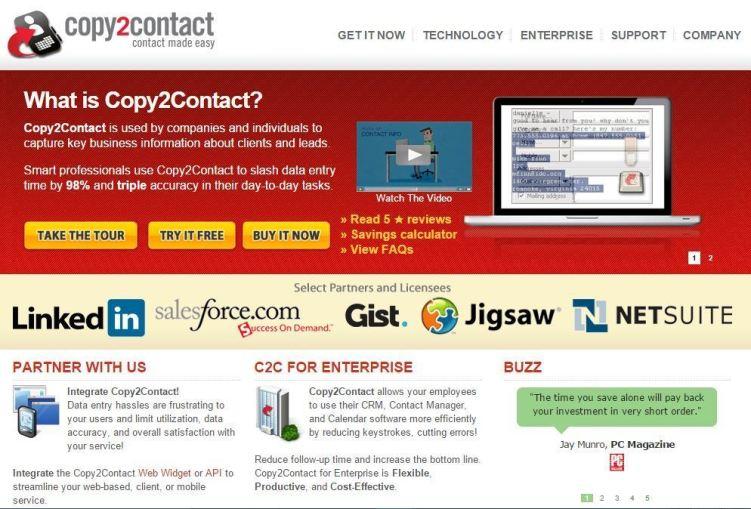 copy2contact