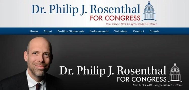 RosenthalForCongress