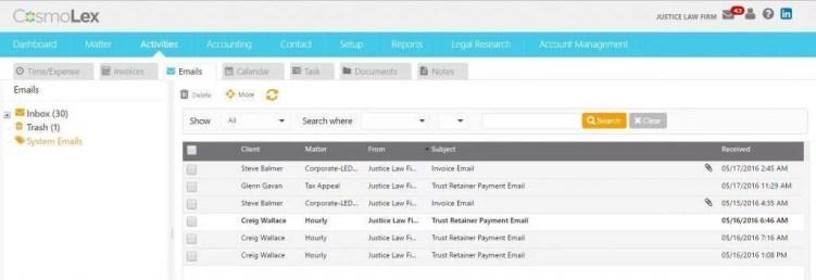 System-Emails