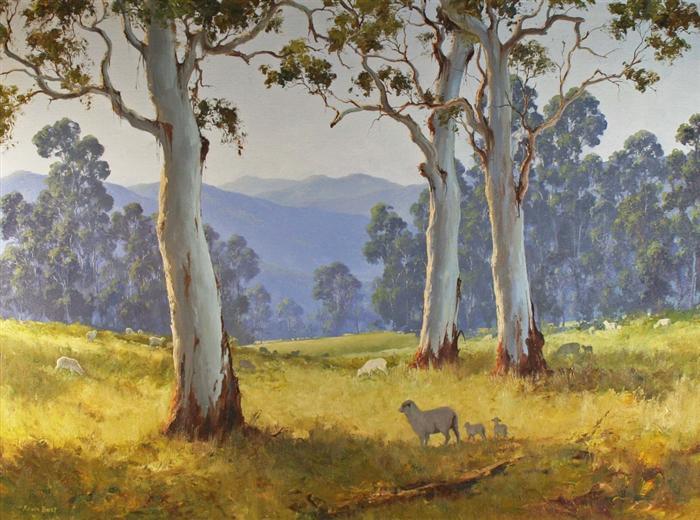 Antique Corkscrews Wine Spirits Australian Landscapes
