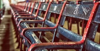 baseball seats
