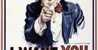 "Uncle Sam ""I want You"""