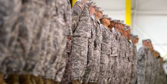 Florida National Guard Unit Deploys To Iraq, Via Fort Hood