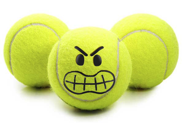 Tennis Balls Get their Fuzz Up in Top Seed Lawsuit - why is there fuzz on a tennis ball