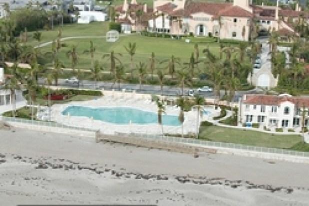 منتجع دونالد ترامب Palm Beach بفلوريدا