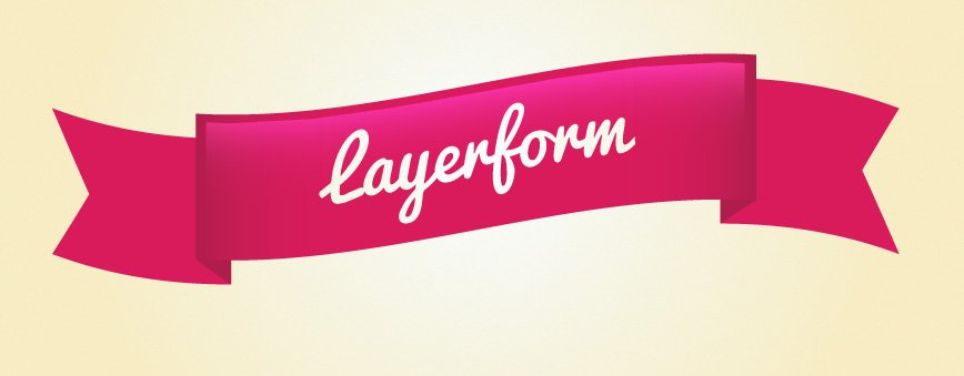 Create a Ribbon in Adobe Illustrator - Layerform Design Co