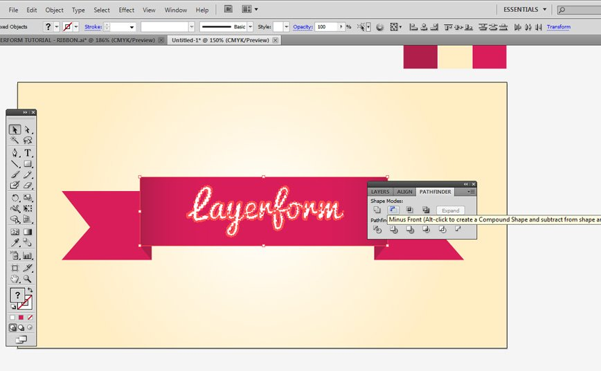 how to create a magazine layout in illustrator