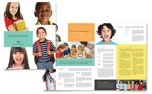 Non Profit Brochures  Flyers - Word  Publisher Templates