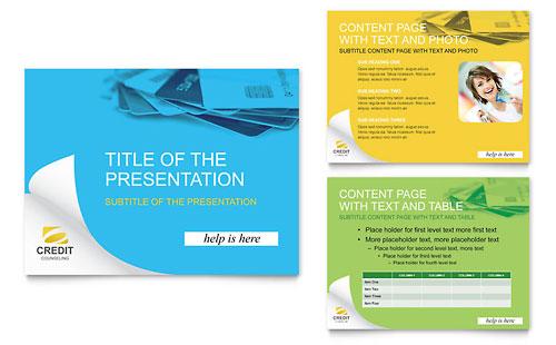 Non Profit - Presentation Templates - PowerPoint