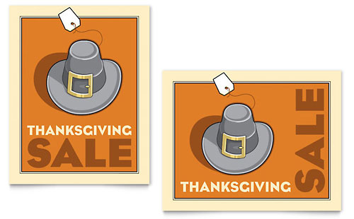 Thanksgiving Templates - Word, Publisher, PowerPoint