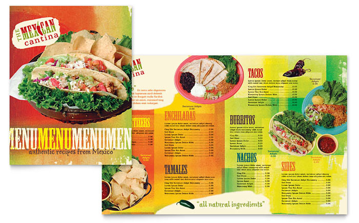 Mexico Templates - Word, Publisher, PowerPoint