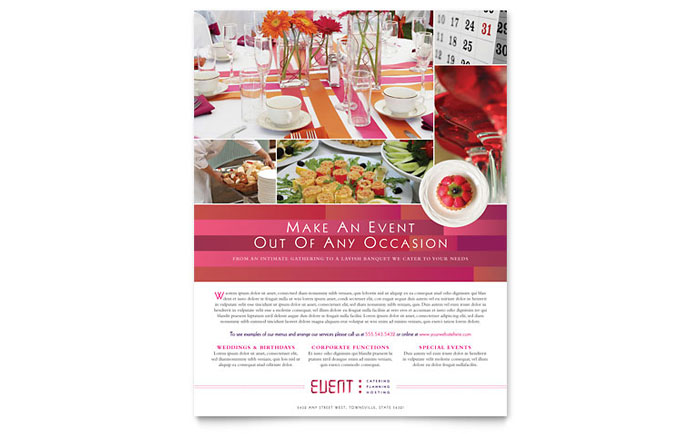 event flyer templates microsoft