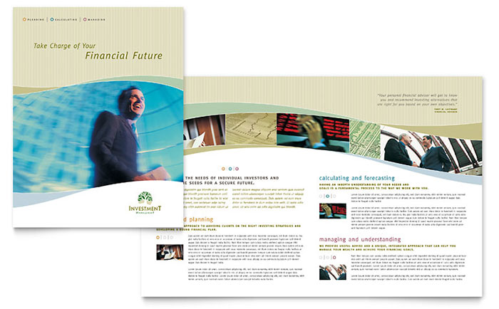 Brochure Design brochure central Pinterest Brochures - brochure format word