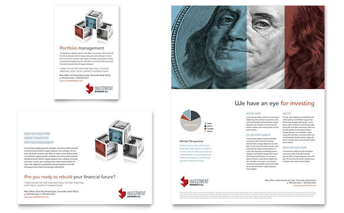 product flyers templates