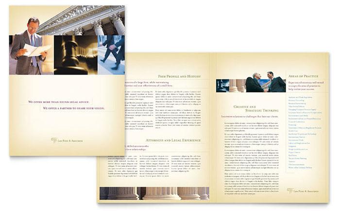 powerpoint brochure templates