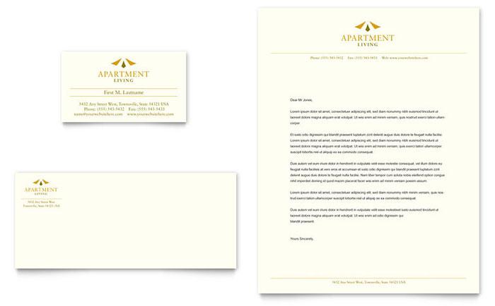 letterheads format