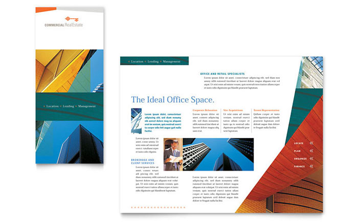 publisher brochure templates datariouruguay