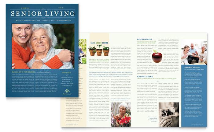 sample nursing home newsletters