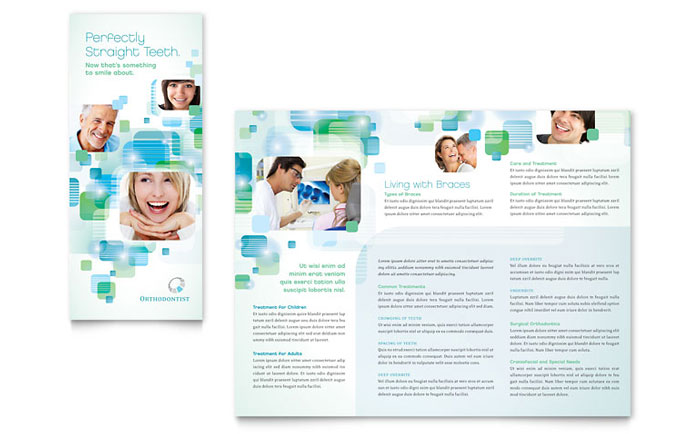 Word Tri Fold Brochure Template Download zesloka - microsoft trifold template