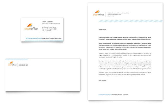 letterhead examples business letter