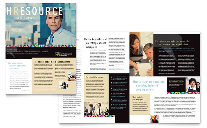 brochure template doc