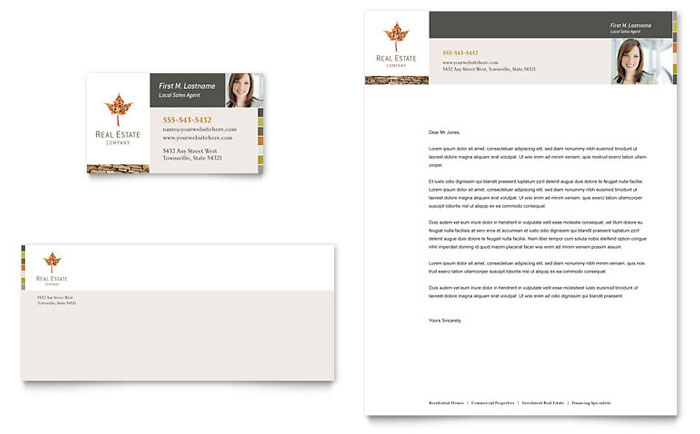 Free Letterhead Template - Word  Publisher Templates