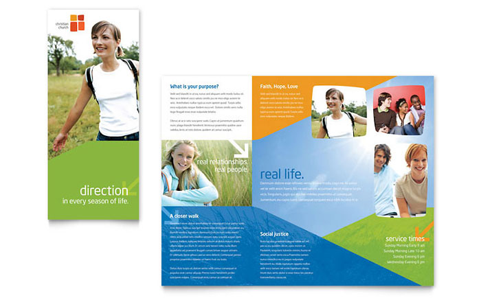 microsoft program for brochures