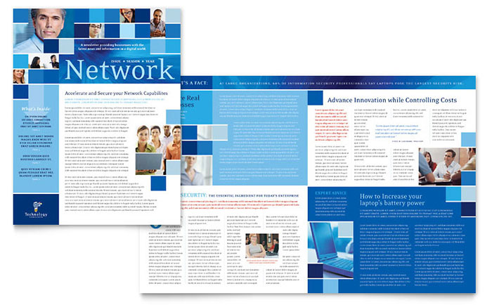 professional newsletter templates for word - Eczasolinf - newsletter templates in word