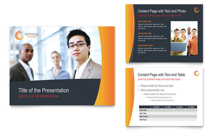 Free Presentation Template - Download PowerPoint Templates