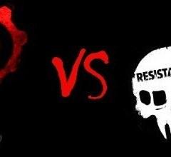 Resistance vs Gears–We have a winner