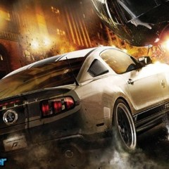 Need For Speed:The Run looks cinematic for a reason