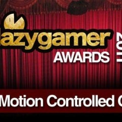 The Lazygamer Awards 2011 – Best Motion controlled Game