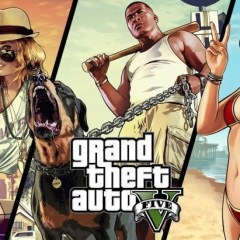 You will play as 3 people simultaneously in GTA V