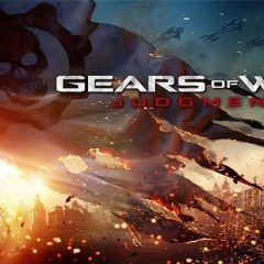 Win a really big 3D TV with Gears of War Judgement